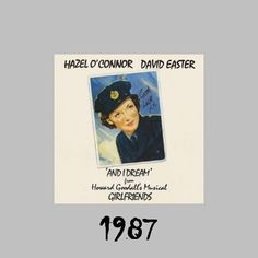 Hazel O'Connor With David Easter - And I Dream