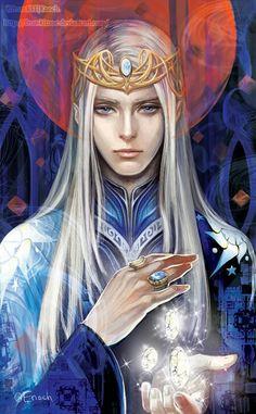 Thingol by KITnoc