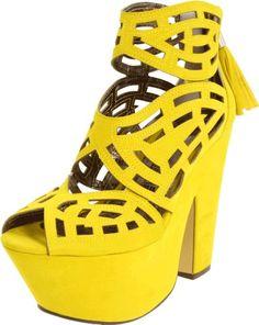 3bd6c459644d Amazon.com  Michael Antonio Women s Gallista Wedge Sandal  Michael Antonio  Studio  Shoes