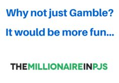 The Millionaire in PJs Review – what a gamble!