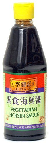 Lee Kum Kee Vegetarian Kosher Hoisin Sauce  20 oz * You can find out more details at the link of the image.Note:It is affiliate link to Amazon.