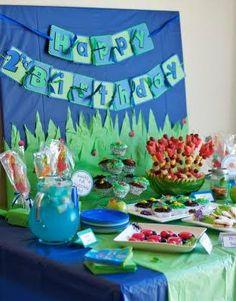 DIY Children's : DIY bug party