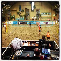 Open Indoor NK Beach Volleyball.
