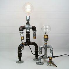 Φωτιστικά ρομποτ