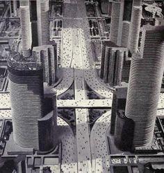 "Movie: Futurama 1939 New York World's Fair ""To New Horizons"" 1940 General Motors 23min"