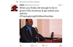 33 Hilarious Tweets About Thanksgiving With Black Families That Are Too Real (Slide #24) - Blackbeat