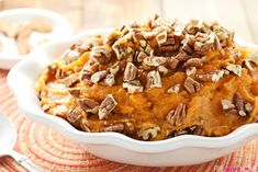 Slow Cooker Sweet Potato Casserole Recipe on Yummly