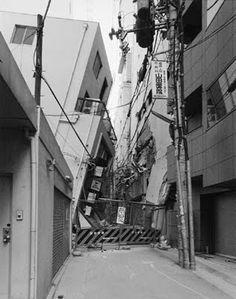 Ryuji Miyamoto, The Great Hanshin Earthquake, Kobe, 1995