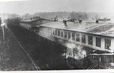 Barracks in concentration camp Amersfoort