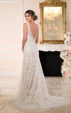 Wedding Dresses | Column Wedding Dress | Stella York