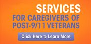 I was unaware of this program while my husband was being medically retired from service and wish I had known about it then so I hope this is reaching you sooner than me :) They provide: Monthly stipend, travel expenses, mental health services and counseling, comprehensive VA Caregiver training provided by Easter Seals, and respite care.