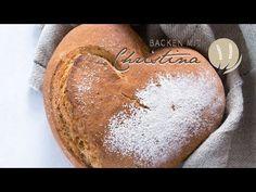 Herzerlbrot - YouTube Youtube, Food, Breads, Bread Baking, Kuchen, Bread Art, Essen, Meals, Youtubers