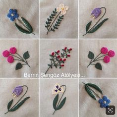 Nail Ideas For Women What nail polish goes with everything? Embroidery Stitches, Embroidery Patterns, Hand Embroidery, Flower Embroidery, Kurta Neck Design, Trendy Nails, Wedding Nails, Beauty Nails, Needlework