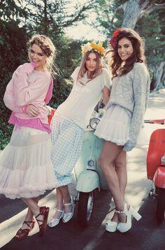 """""""La Dolce Vita"""" Wildfox Couture Fall 2015 Lookbook"""