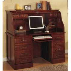 Roll Top Desk, For My Eventual Home Office