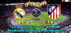 Prediksi Real Madrid vs Atletico Madrid 23 April 2015