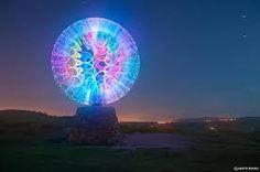 Beacon of light - Fogged lens