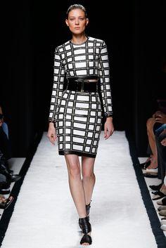Balmain - Spring 2015 Ready-to-Wear - Look 37 of 48