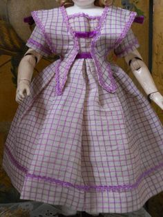 ~~~ Superb 19th. century Enfantine Style Huret or Rohmer Costume ~~~ from whendreamscometrue on Ruby Lane
