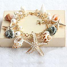 ♥♥   She sells sea shells…