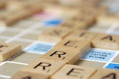 The Scrabble Board Game is union made by the Retail, Wholesale and Department Store Union (RWDSU), UFCW.