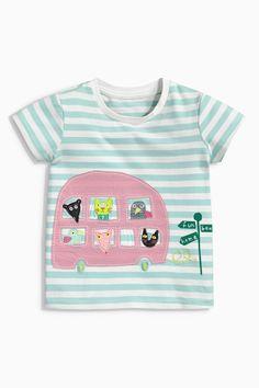 Buy Green Bus Appliqué Woven Bottom Pyjamas (12mths-8yrs) from the Next UK online shop