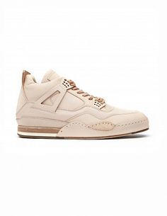 Hi-top Leather Sneakers Hender Scheme - купить
