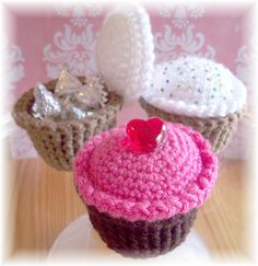 Ravelry: Surprise Cupcakes by Sally Byrne