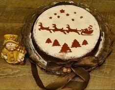 vasilopitacover Vasilopita Cake, The Kitchen Food Network, New Year's Cake, Greek Recipes, No Bake Cake, Food Network Recipes, Sweet Tooth, Food And Drink, Sweets