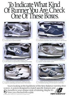 New Balance 576 History http://www.frenchtruckers.com/new-balance-576-history/