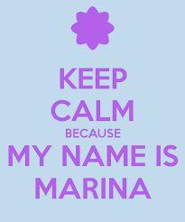 Bildergebnis für marina name