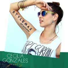 New to Booth #6065 Chicago STYLEMAX @CeciliaGonzalesJewelry / Made in Miami