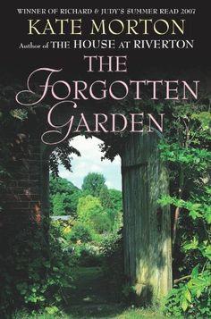 The Forgotten Garden by Kate Morton, http://www.amazon.co.uk/dp/B003O86FBS/ref=cm_sw_r_pi_dp_tjlisb0WW93EF