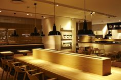 THE MONOCLE CAFE WORKS|TRANSIT GENERAL OFFICE INC.