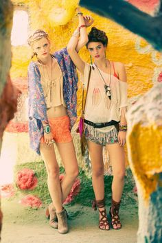 Absolutely perfect! I love free-spirit/bohemian look
