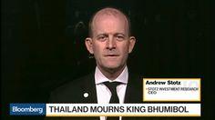 How Will Asian Markets React to Death of #KingBhumibol? http://bloom.bg/2e9jtiE   #Thailand #SETindex