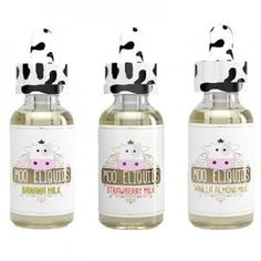 Moo Milk E-Liquids, available in flavors juicy fruits and creams such as of Banana, Strawberry and Vanilla those are great blend of sweet milk and fresh fruits that taste just natural Liquid Vapor, Oil Painting Supplies, Vape Smoke, Banana Milk, Edibles Online, Flavored Milk, Vanilla Custard, Strawberry Milk, Rich Kids