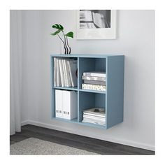 IKEA EKET cabinet with 4 compartments
