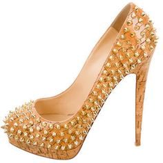 Christian Louboutin Alti Spiked 160 Pumps