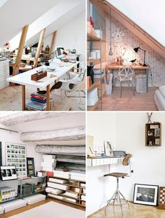 great studios in very small spaces