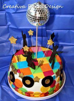 Let´s Dance!! Pastel Discoteca