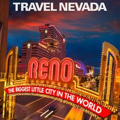 Visit Nevada - Image representing - Nevada Travel Guide