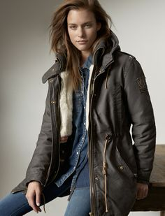 a4e7883ff88 WOMENS PARKA  TRholiday13 MY favorite you need to have Trendy Jeans