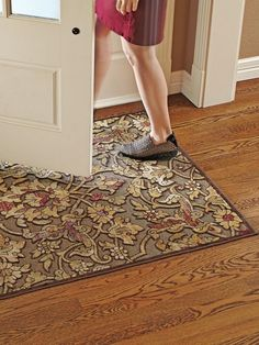 Persian Low Profile Rugs Area Solutions