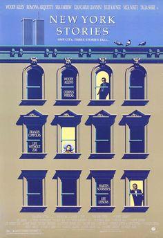 New York Stories | Contos de Nova York (1989) - by Martin Scorsese/ Francis Ford Coppola/ Woody Allen