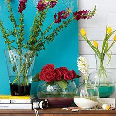 Flower Vase Collection