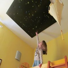 Aurora Star Ceiling panels