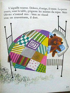 Olivier - illustrations by Bernice Myers