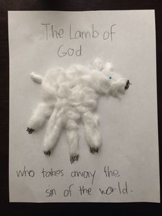 My Father's World Adventures in US History - Jesus, the Lamb of God - Week 19