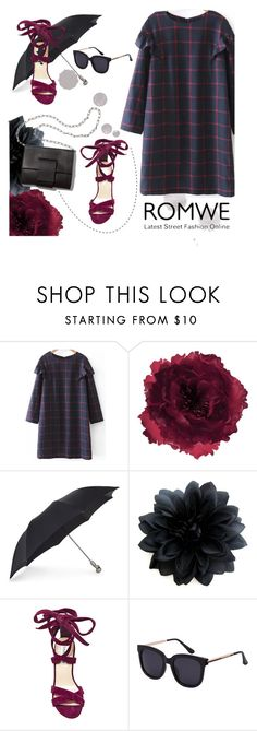 """""""Fashion on Top"""" by ilikepurpleflowers ❤ liked on Polyvore featuring Accessorize, Alexander McQueen, Steve Madden, MM6 Maison Margiela and romwe"""